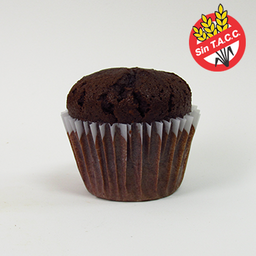 Muffin de Chocolate Sin Tacc