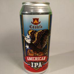 Castelo American Ipa 473 ml