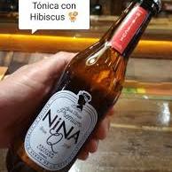 Nina Q Tónica Hibiscus Pepper 330 ML