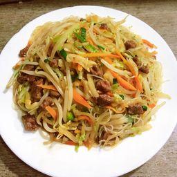 Chow Mi Fen de Carne