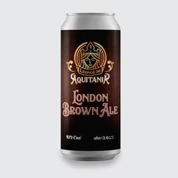 Aquitania London Brown Ale 473 ml