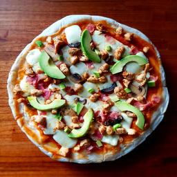 Pizza Salvaje