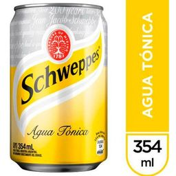 Schweppes Tonica 354 ml