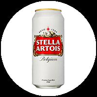Stella Artois 473 Ml.