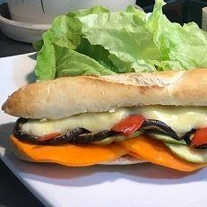Baguette Veggie Grillado