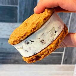Sándwich Ice Cream Cookie