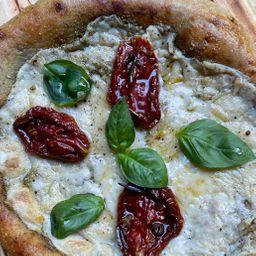 Pizza Vegan Capresse