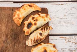 Empanada de Jamón & Queso Soufflé