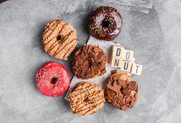 Donuts Especiales X 6
