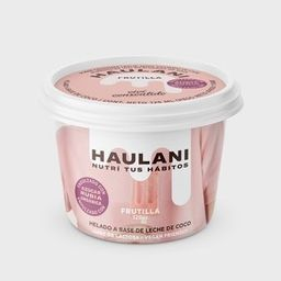 Helado Frutilla Haulani 120ml