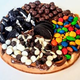 Waffle de Nutella & Ddl Mix