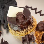 Mousse de Chocolate Vader