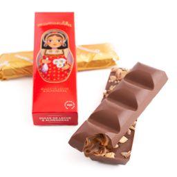 Chocolate con DDL & Almendras