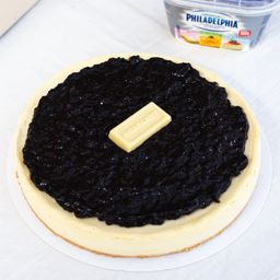 Torta Cheesecake New York Philadelphia