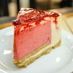 Cheesecake de Choco Blanco