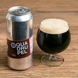 Abadia Deleuze Quadrupel Negra 473 ml