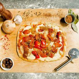 Pizza Vegana Valencia