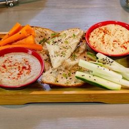 Hummus & Baba Ganoush
