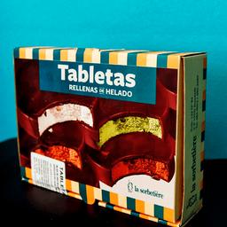 Tableta Helado