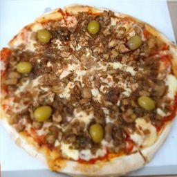Pizza de Pollo & Champignones