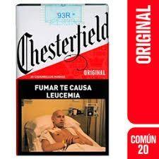 Chesterfield Comun 20