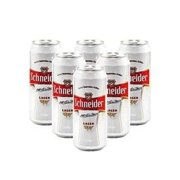 Six Pack Scheneiders 473 ml