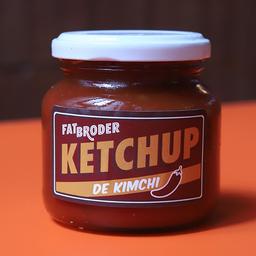 Aderezo Ketchup Kimchi