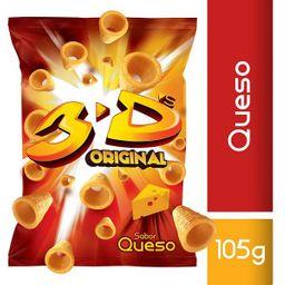 3d sabor a queso 85g