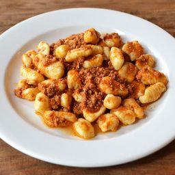 Gnocchi di Patate Bolognese