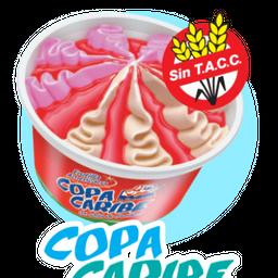 Helado Copa Caribe Frutilla
