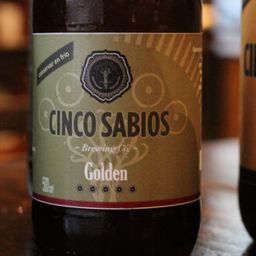 Cinco Sabios Golden 500 ml