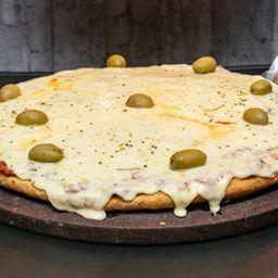 Pizza Fugazzeta & 4 Faina