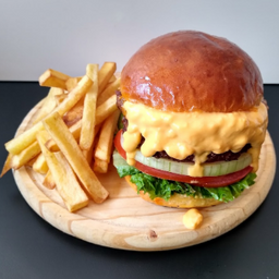 Doble Cheese Point Burger