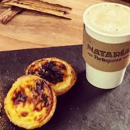 Combo Pastel de Nata & Café