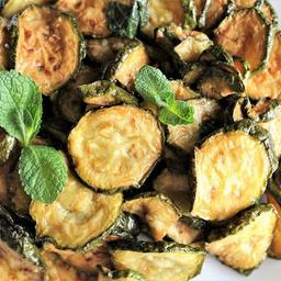 Zucchini Scapece Salad