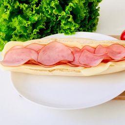 Sándwich de Lomito Ahumado