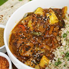 Curry de Coco Balinés