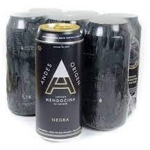 Sixpack Andes Negra 473 ml