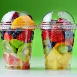 Ensalada de Frutas en Vaso de 500 Cc