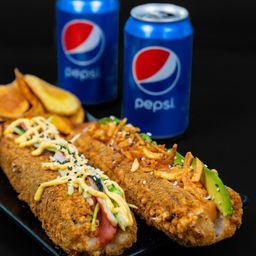 #11: Combo Hot Dogs.