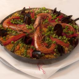 Gran Paella Valenciana para 1