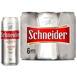 Schneider Lager 473 ml Six Pack