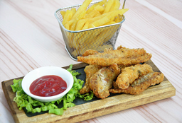 Fish & Chips Abadejo