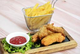 Fish & Chips Mixto