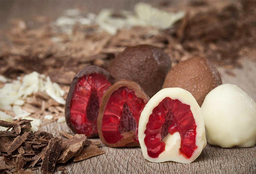 Frambuesas Mix de Chocolates