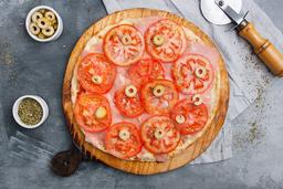 Pizza de Jamón & Tomate