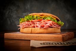 Sándwich de Jamón Cocido Junior