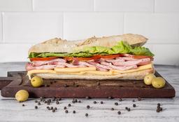 Sándwich Clasico