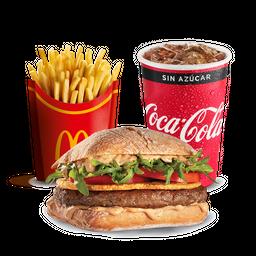 McCombo Provoleta Crispy de Carne Grande
