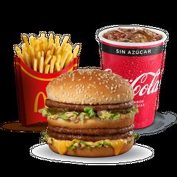 McDelivery del Día Triple Mac Grande